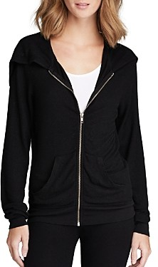 Wildfox Couture Basic Solid Track Suit Hoodie