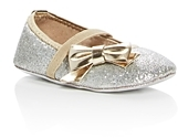 Stuart Weitzman Girls' Pali Gabi Glitter Mary Jane Flats - Baby