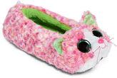 Asstd National Brand Girls Ballerina Sophie-Pink Cat Slippers