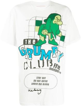 Iceberg Grumpy T-shirt