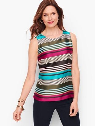 Talbots Stripe Soft Shell
