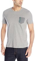 Ben Sherman Men's Contrast Pocket T-Shirt
