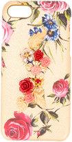 Dolce & Gabbana floral iPhone 7 case