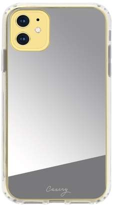 The Casery Mirror Silver iPhone X/Xs Case