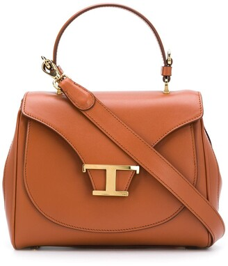 Tod's small T Monogram tote bag