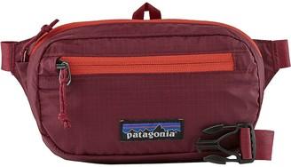 Patagonia Ultralight Black Hole Mini 1L Hip Pack