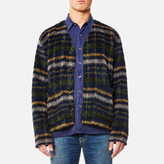 Our Legacy Men's Mohair Cardigan Check