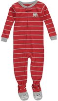 "Carter's Baby Boys' ""Bulldog & Stripe"" Footed Pajamas"