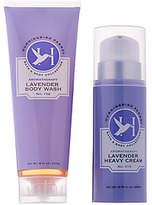 Hummingbird Farms Lavender Heavy Cream & Body Wash Set
