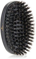 Kent Oval Ebony Wood Hairbrush, 6 Ounce