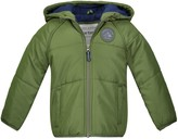 Carter's Toddler Boy Quilted Heavyweight Hooded Jacket