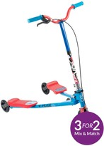evo 3 Wheeled V-Flex Scooter