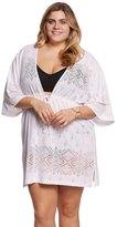 Dotti Plus Size Gypsy Dance Kimono Tunic 8155377