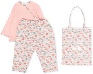 Bonpoint Floral Print Pyjamas
