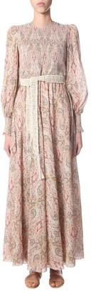 Zimmermann Printed Maxi Dress