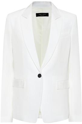 Rag & Bone Rylie single-breasted blazer