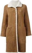 Yves Salomon shearling coat
