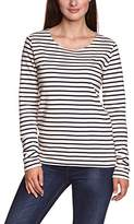 Maison Scotch Breton Stripe Long Sleeve T-shirt - Combo A - -