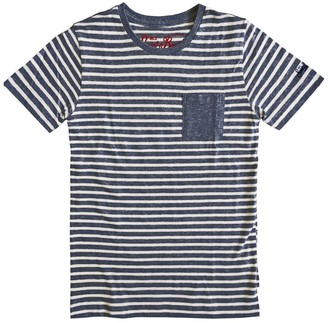 MC2 Saint Barth Mens Striped T-shirts