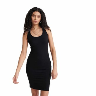 Superdry Women's City Jacquard Bodycon Dress