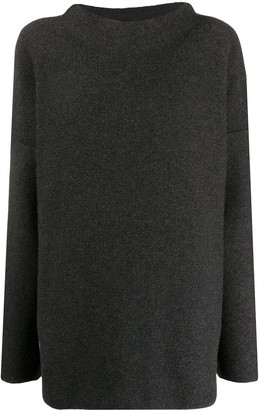 Daniela Gregis Mock-Neck Sweater