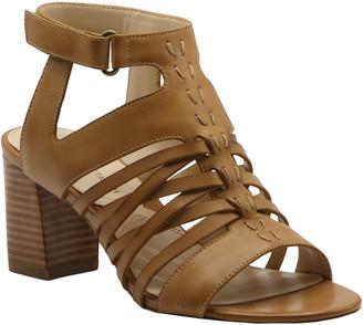 Adrienne Vittadini Pense Leather Sandal