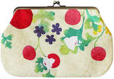 Smallflower Garden Kimono Clutch Bag by Chidoriya (1 Bag)