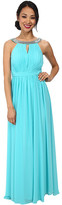 Laundry by Shelli Segal Open Back Gown