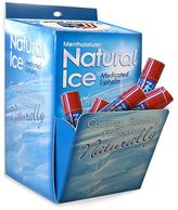 Natural Ice Medicated Lip Protectant/Sunscreen SPF 15, Multi-Pack Cherry