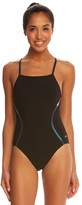 Speedo LZR Fit Closed Back One Piece Swimsuit 8138789