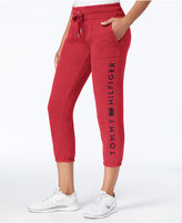 Tommy Hilfiger Fleece Logo Sweatpants, A Macy's Exclusive Style