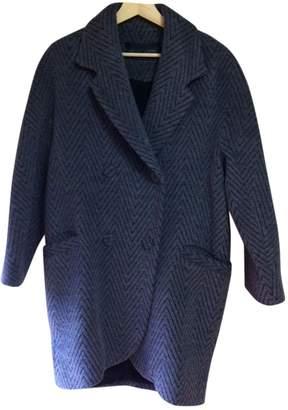 Reformation Grey Wool Coats