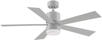 """Pottery Barn 52"""" Torch Indoor/Outdoor Ceiling Fan"""