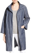 Eileen Fisher Women's Organic Cotton Blend Coat