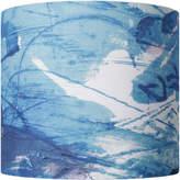 Anna Jacobs - Blue Sedum Detail Lamp Shade - Small