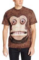 The Mountain Big Face Cymbal Monkey T-Shirt