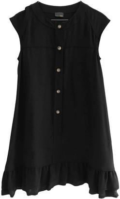 Fendi Black Viscose Dresses