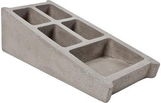 Lyon Beton - Blockwork Concrete Desk Organiser