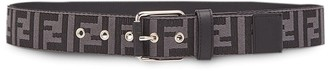 Fendi FF motif buckle belt