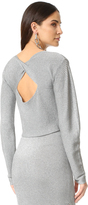 Thierry Mugler Long Sleeve Top