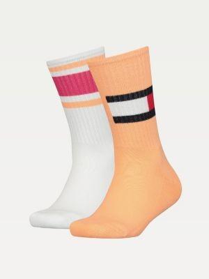 Tommy Hilfiger 2-Pack Kids' Flag Socks