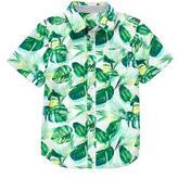 Gymboree Leaf Shirt