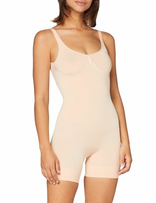 Magic Body Fashion Magic Bodyfashion Women's Low Back Shapewear Bodysuit