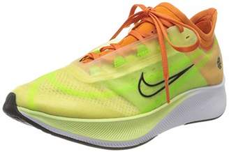 Nike Women's WMNS Zoom Fly 3 Rise Running Shoes, Green (Luminous Green/Black/Starfish 300)