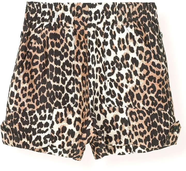 58a2c1ba0f84 Ganni Leopard - ShopStyle