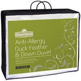 Downland 15 Tog Duck, Feather and Down Duvet - Kingsize