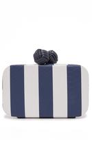 Sam Edelman Bailey Striped Clutch