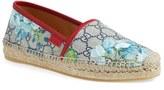 Gucci Women's 'Pilar' Espadrille Slip-On Flat