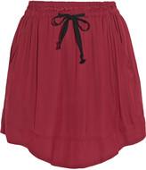 Etoile Isabel Marant Brick voile mini skirt