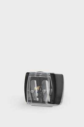 H&M Dual Pencil Sharpener - Black